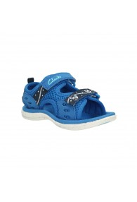 CLARKS PIRANHA BOY BLUE