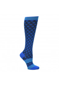 COMFORTIVA COMPRESSION SOCKS NAVY