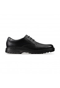 CLARKS ASHER JAZZ BLACK