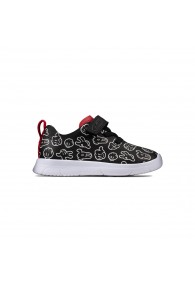 CLARKS ATH COMIC T BLACK