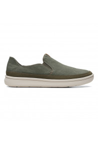 CLARKS CANTAL STEP OLIVE