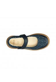 CLARKS FLASH STRIDE K NAVY