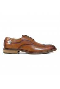 STACY ADAMS FLETCHER WT OXFORD COGNAC