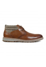 STACY ADAMS GRANTLEY CHUKKA BOOT PECAN