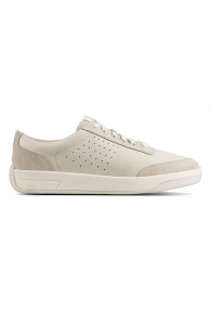 CLARKS HERO AIR LACE WHITE