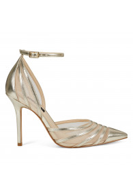 NINE WEST BECK PLATINUM