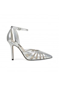 NINE WEST BEKKI SILVER