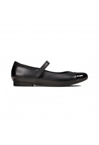 CLARKS SCALA GEM BLACK
