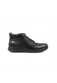 NUNN BUSH CAM MOC BOOT BLACK