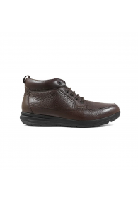 NUNN BUSH CAM MOC BOOT BROWN