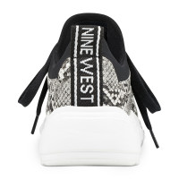 NINE WEST RAYLIN BLACK/WHITE