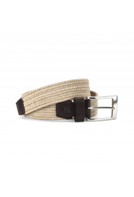 BORN FABRIC BELT KHAKI FABR