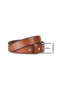 BORN ROLLER BUCKLE BELT TAN