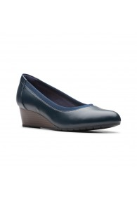 CLARKS MALLORY BERRY NAVY