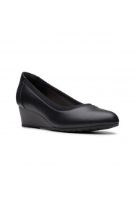 CLARKS MALLORY BERRY BLACK
