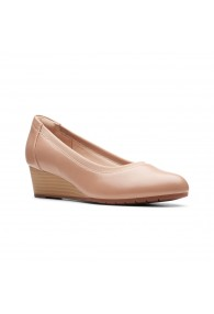 CLARKS MALLORY BERRY TAUPE