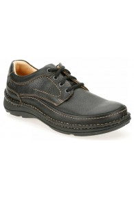 CLARKS NATURE THREE *LP* BLK