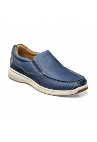 FLORSHEIM GREAT LAKES SLIPON NAVY