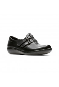 CLARKS ASHLAND HARBOR BLACK