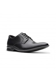 CLARKS BENSLEY LACE BLACK