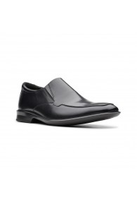 CLARKS BENSLEY STEP BLACK
