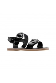 NINA KIDS BRUNNY BLACK PATENT