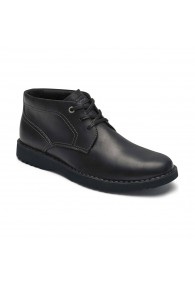 ROCKPORT CABOT CHUKKA BOOT BLACK