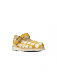 CLARKS CROWN JUMP T YELLOW