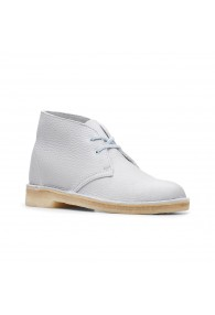 CLARKS DESERT BOOT BLUE