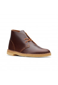 CLARKS DESERT BOOT TAN