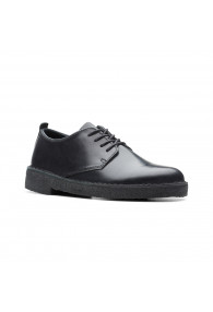 CLARKS DESERT LONDON BLACK