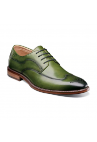 STACY ADAMS FLETCHER WT OXFORD GREEN