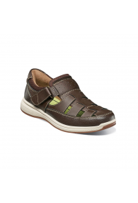 FLORSHEIM GREAT LAKES FISHERMN BROWN