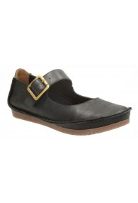 CLARKS JANEY JUNE BLACK
