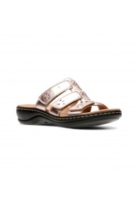 CLARKS LEISA SPRING ROSE GOLD