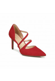 NATURALIZER ARIELLE RED SUEDE
