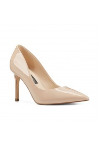 NINE WEST EZRA NUDE PATENT