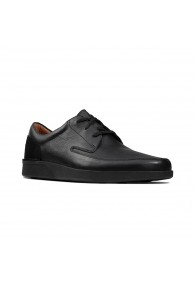 CLARKS OAKLAND CRAFT BLACK