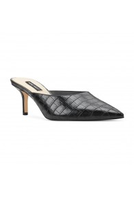 NINE WEST ALI BLACK CROC