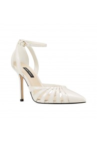 NINE WEST BEKKI IVORY