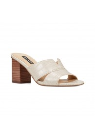 NINE WEST NICOLET CREAM