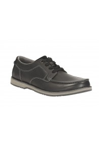 CLARKS RUFFORD FLY BLACK