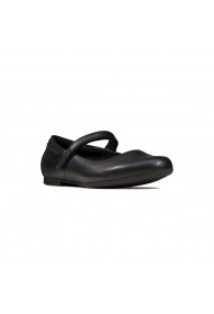 CLARKS SCALA DAWN BLACK