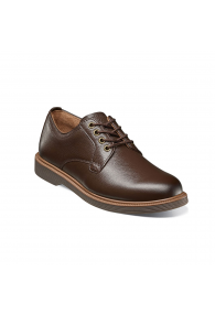 FLORSHEIM SUPACUSH PLN TOE OX BROWN