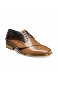 STACY ADAMS TALMADGE OXFORD TAN/BROWN