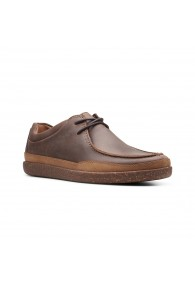 CLARKS UN LISBON WALK BROWN