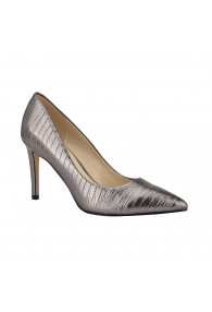 NINE WEST EZRA PEWTER