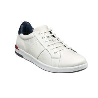 FLORSHEIM CROSSOVER LACE WHITE